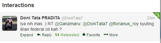 mention by donitata