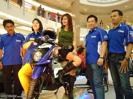 Jajaran petinggi Yamaha foto bersama